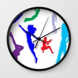 People [SWAG] Wall Clock