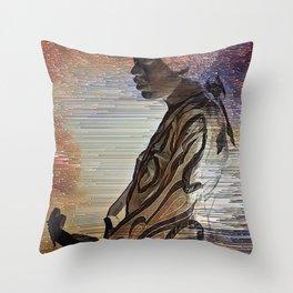 Bold As Love Throw Pillow