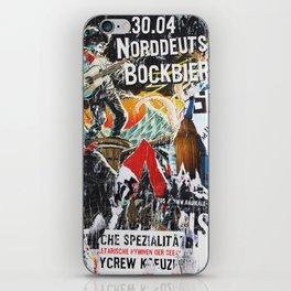 Norddeutsches iPhone Skin