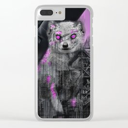 Mongoose Clear iPhone Case