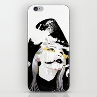 2ne1 iPhone & iPod Skins featuring CL by Jack Kennedy