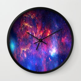 Core of the Milkyway Wall Clock