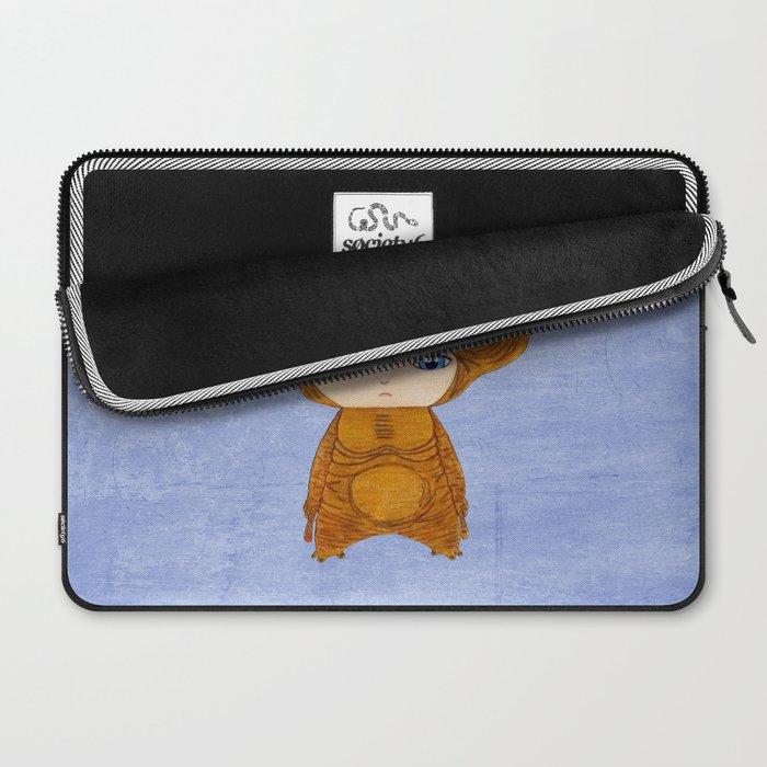 A Boy - E.T. the Extra-terrestrial Laptop Sleeve
