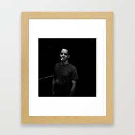 NYC holga portraits 5 Framed Art Print
