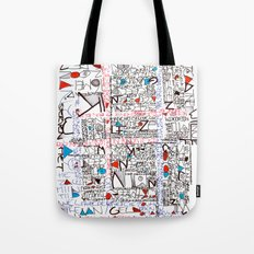 2002 - Thoughts In Rotterdam (High Res) Tote Bag