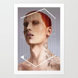 [DIS]OBEY Art Print