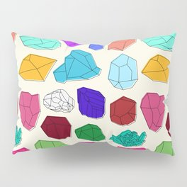 Gemstones Pillow Sham
