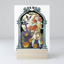 Sally's Spirit Guide Mini Art Print
