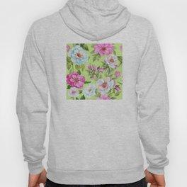 Vintage Floral Pattern No. 2 Hoody
