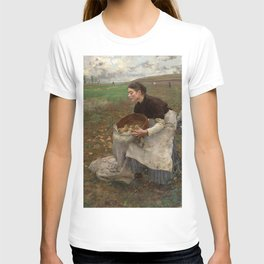 Jules Bastien Lepage - October, 1878 T-shirt