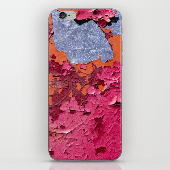 3 Paints iPhone & iPod Skin