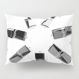 Gives you Wings Black And White Pillow Sham