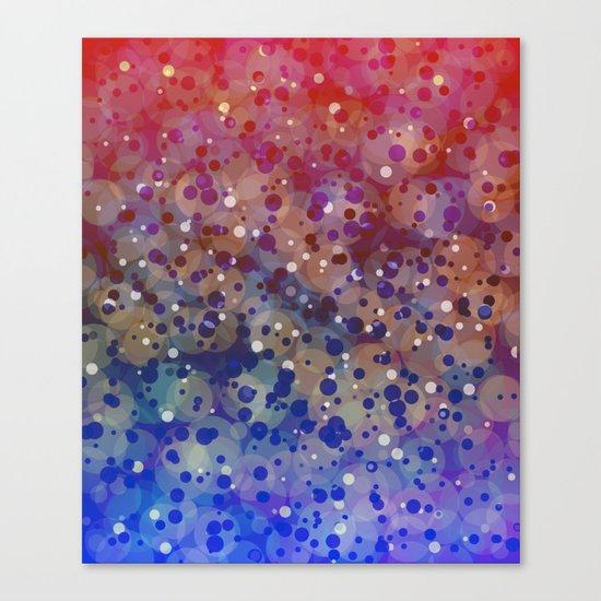 Supernova 4 Canvas Print