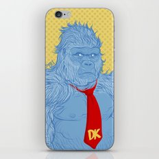 Donkey Kong iPhone & iPod Skin