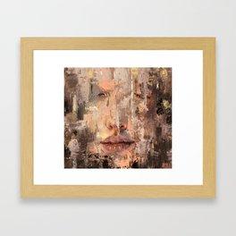 beautiful decay Framed Art Print