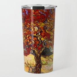 Vincent Van Gogh Mulberry Tree Travel Mug