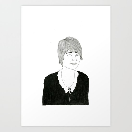 another sister Art Print