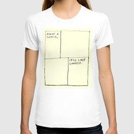 Make A Comic T-shirt