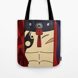 Koujaku Outfit DMMD Tote Bag
