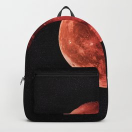 Blood Moon (Color) Backpack