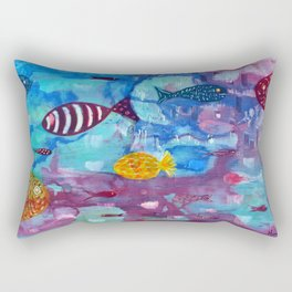 Reflexes Rectangular Pillow