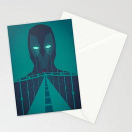 Chimichangas on the Street Stationery Cards