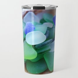 Beach Glass, assorted colors Travel Mug