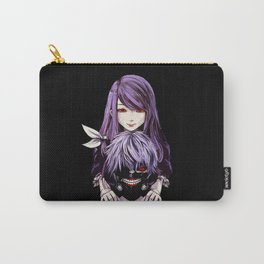 Kaneki with Kamishiro Rize Carry-All Pouch