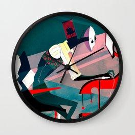 NUMB Wall Clock