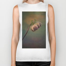 Once Upon a time a lonely flower Biker Tank