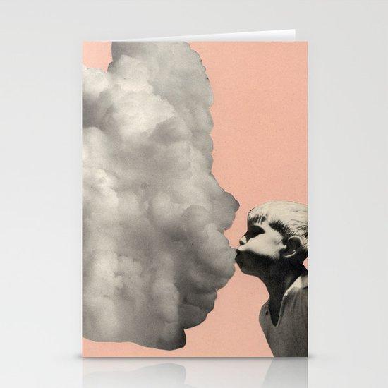 Exhalation Stationery Cards
