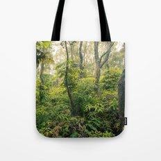 Hawaiian Rain Forest Tote Bag