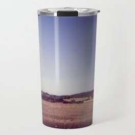 Fields of Summer Travel Mug