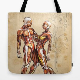 Our Bodies are One. Tote Bag