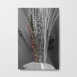 Complementary Contrast Metal Print