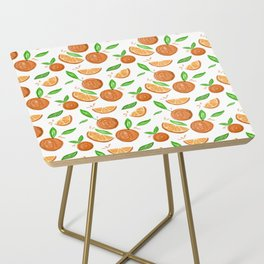 Happy Oranges Side Table