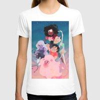 steven universe T-shirts featuring Steven Universe by Taylor Barron