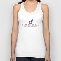 audi Tank Tops featuring PETROLSEXUAL v5 HQvector by Vehicle