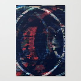 echoes in crepescule Canvas Print