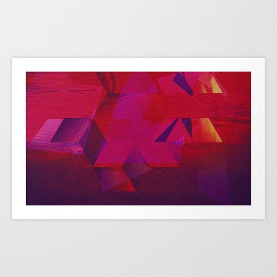 Orion love addict Art Print