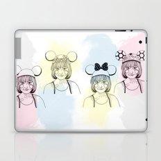 Mouse Ears Laptop & iPad Skin