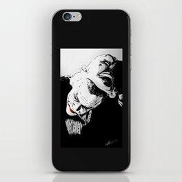 Man Behind The Mask iPhone Skin