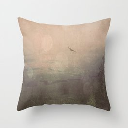 Does It Ever Throw Pillow