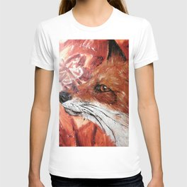 Fox Work in Progress T-shirt