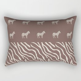 Animal Print Rectangular Pillow