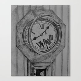 Untimely Canvas Print