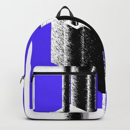 Abstract construction Backpack