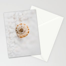 SMALL SNAIL Stationery Cards