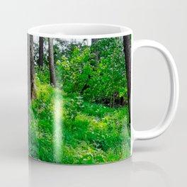 Stairways In a Forest Coffee Mug