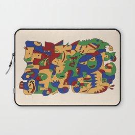 Saturday Jam - Jazz album Laptop Sleeve